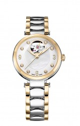 Lady Diamond Automatic - Automatic Watches - SWISS MADE PROMOTIONAL AND PRIVATE LABEL WATCHES - CHRONO AG - Switzerland - Suisse - Schweiz - Watch - Watch Shop - Jewelery- Personalised Gifts - Jewellery Shops - Gift - Anniversary Gifts - Gold watch - Engr