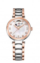 Lady Diamond Automatic - Ladies Watches - SWISS MADE PROMOTIONAL AND PRIVATE LABEL WATCHES - CHRONO AG - Switzerland - Suisse - Schweiz - Watch - Watch Shop - Jewelery- Personalised Gifts - Jewellery Shops - Gift - Anniversary Gifts - Gold watch - Engravi