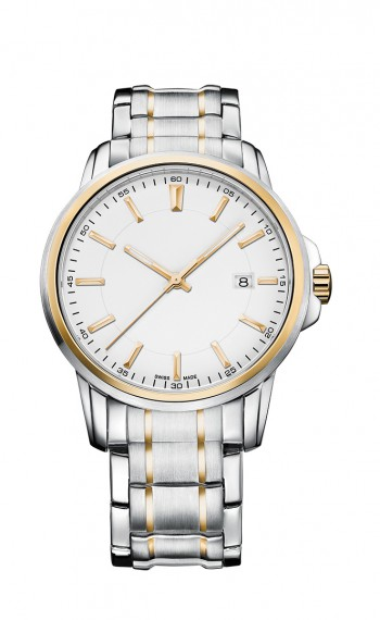 Classico Gent - Quartz Watches - SWISS MADE PROMOTIONAL AND PRIVATE LABEL WATCHES - CHRONO AG - Switzerland - Suisse - Schweiz - Watch - Watch Shop - Jewelery- Personalised Gifts - Jewellery Shops - Gift - Anniversary Gifts - Gold watch - Engraving - Engr