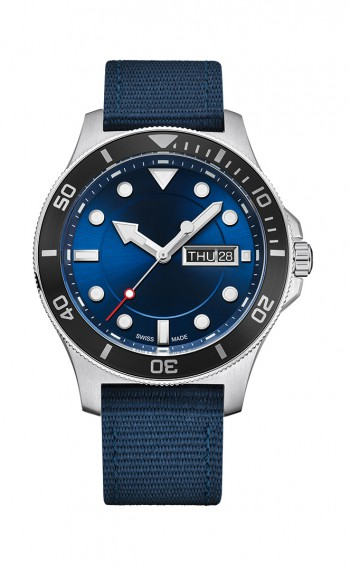 Diver - SWISS MADE PROMOTIONAL AND PRIVATE LABEL WATCHES - CHRONO AG - Switzerland - Suisse - Schweiz - Watch - Watch Shop - Jewelery- Personalised Gifts - Jewellery Shops - Gift - Anniversary Gifts - Gold watch - Engraving - Engraving Services - Branded