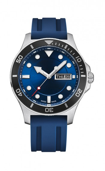 Diver - Sportive Watches - SWISS MADE PROMOTIONAL AND PRIVATE LABEL WATCHES - CHRONO AG - Switzerland - Suisse - Schweiz - Watch - Watch Shop - Jewelery- Personalised Gifts - Jewellery Shops - Gift - Anniversary Gifts - Gold watch - Engraving - Engraving