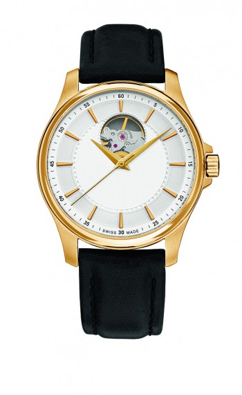 Prestige Open Heart - Classic Watches - SWISS MADE PROMOTIONAL AND PRIVATE LABEL WATCHES - CHRONO AG - Switzerland - Suisse - Schweiz - Watch - Watch Shop - Jewelery- Personalised Gifts - Jewellery Shops - Gift - Anniversary Gifts - Gold watch - Engraving
