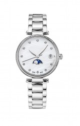 Moonphase - Classic Watches - SWISS MADE PROMOTIONAL AND PRIVATE LABEL WATCHES - CHRONO AG - Switzerland - Suisse - Schweiz - Watch - Watch Shop - Jewelery- Personalised Gifts - Jewellery Shops - Gift - Anniversary Gifts - Gold watch - Engraving - Engravi