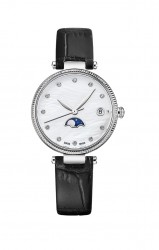 Moonphase - Ladies Watches - SWISS MADE PROMOTIONAL AND PRIVATE LABEL WATCHES - CHRONO AG - Switzerland - Suisse - Schweiz - Watch - Watch Shop - Jewelery- Personalised Gifts - Jewellery Shops - Gift - Anniversary Gifts - Gold watch - Engraving - Engravin