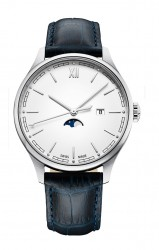 Moonphase Gent - Gents Watches - SWISS MADE PROMOTIONAL AND PRIVATE LABEL WATCHES - CHRONO AG - Switzerland - Suisse - Schweiz - Watch - Watch Shop - Jewelery- Personalised Gifts - Jewellery Shops - Gift - Anniversary Gifts - Gold watch - Engraving - Engr